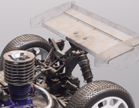 RC Car - Full CGI WIP