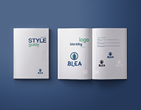 BLEA Logo Design and Brand Guidelines