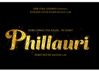 PHILLAURI LOGO DESIGN