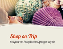 Shop on Trip - Mobile app