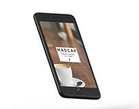 MADCAP COFFEE App