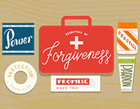 The Rock Church // Essentials of Forgiveness Series Art