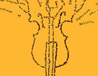 """Capa de Livro """"O Solista"""""""
