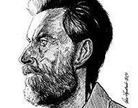 Ilustrações em Preto e Branco