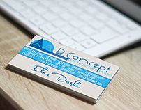 A.R.Concept Business Card