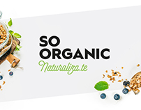 SO ORGANIC | Nature to you