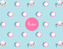 CANDYLICIOUS - Instagram Editorial Project
