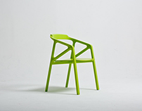 Ctype Chair - Dining Chair