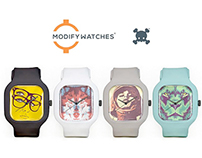 Modify Watches x CranioDsgn