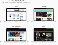 Best WordPress Google AdSense & SEO Optimized Theme