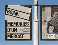 BORN. MEMORIES OF A MARKET