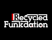 Recycled Funkdation -Redesign Logo