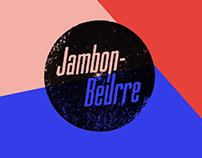 Agence Jambon-Beurre — Branding