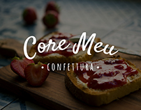 Core Meu • Jam • Design