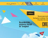 Buyaka Web Page Design