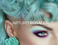 Arturo Rosaleñ: LookBook Design (2019)
