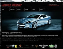 James Alistair Prestige Cars