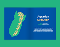 Agrarian evolution. Weapons Of Reasons