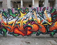 Graffiti Photography