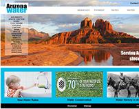ARIZONA WATER WEBSITE