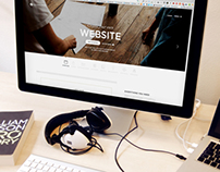 Display Screen Web Mock-Up