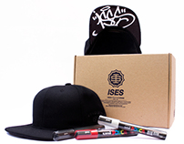 SNAPBACK GRAFF LINE BY ISES
