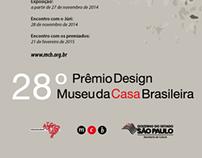 Prêmio Design Museu da Casa Brasileira - 6° Finalista