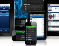 Mobile and tablet application design