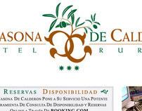 Web Casona de Calderón