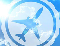 Booking Flight Website Design