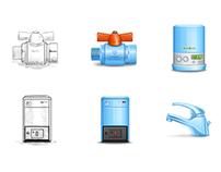 Plumbing Equipment Icon