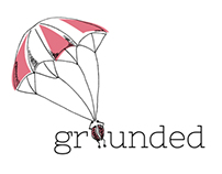 Grounded Coffee Shop Branding