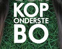 Poster Design:  'Kop Onderstebo'