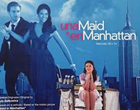 Brochure Design | Una Maid en Manhattan