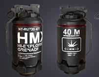 Elyseum Grenade