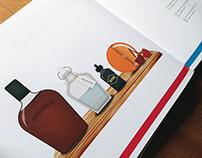 The Visual Cocktail Book | Book Design & Illustration