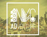 Logo: NYC ADventure Scholarship