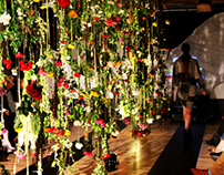 Floral Runway - TRENDOLOGIJA Fashion show