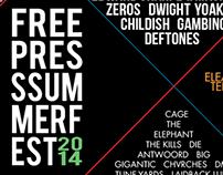 FPSF Concert Poster