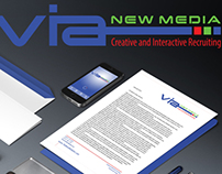 VIA New Media Brand Development