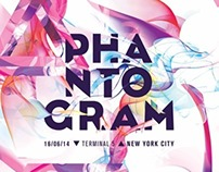 Poster design contest - PHANTOGRAM