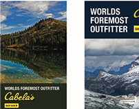Cabelas Web Banners
