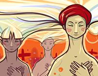 Mural Mujeres y Paz
