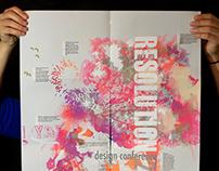 Art Conference Brochure/Poster
