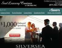Cruises Inc. Luxury Email