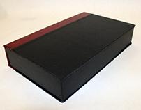 Handmade Clam Shell Box
