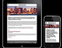 REDGATE Real Estate Advisors