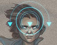 "Diseño de personajes Bocetos/Ideas ""kinesia"""