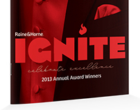 Raine & Horne 2013 Annual Award Winners Booklet