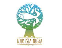 Logotipo Tour Isla Negra